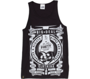 Image of 2012 Stay Young, Live Free Vest - Black