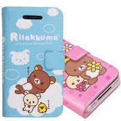 Image of Coque Rilakkuma clapet - iPhone 4 et 4S