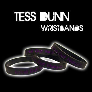 Image of Special Edition - Tess Dunn Wristbands
