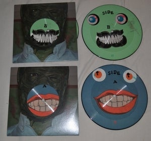 Image of Mrs. Magician | Fools Paradise | 7&quot; Picture Disc |