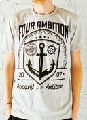 "Image of ""Anchor"" tee"