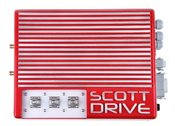 Image of 100kW Scott Drive AC (Inverter and Motor)