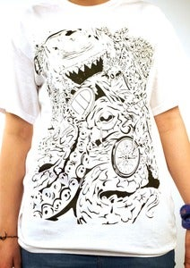 Image of Octoshark BMX Tee