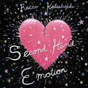 Image of Rocco Katastrophe - Second Hand Emotion CD