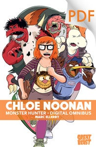 Image of Chloe Noonan: Monster Hunter Digital Omnibus