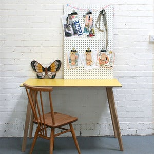 Image of NEW! Pegboard Organiser