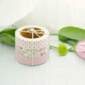 "Image of Pack de 3 fabric tape "" Haze """