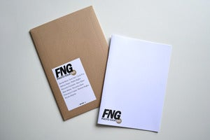 Image of FNG Photo Issue 2011 Zine