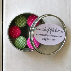 Image of Preppy Magnets - Set of 6