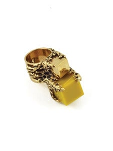 Image of Effloresce Ring Acid/Brass