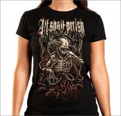 Image of ALL SHALL PERISH - EXECUTION Girls' Tee