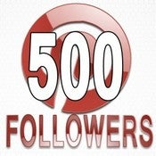 Image of 500 Pinterest Follows + Likes + Repins