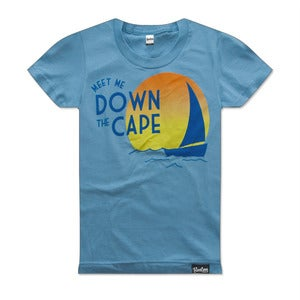 Image of Down The Cape : Womens