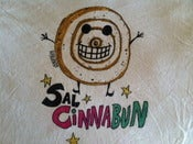 Image of SAL CINNABUN T SHIRT