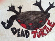 Image of DEAD TURTLE T SHIRT