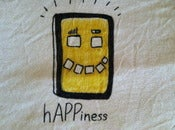 Image of hAPPiness - T SHIRT