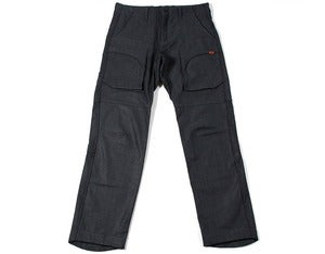 Image of SKIRMISH TROUSERS - REVERSED DENIM