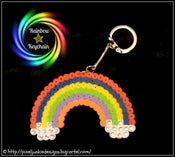 Image of RainBow Key Chain