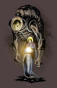 Image of Space Jockey