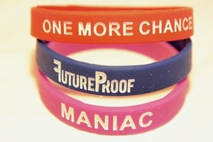 Image of Slim FutureProof Wristbands