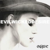"Image of GHXST 'EVILWICKEDDESIRE' 12"" vinyl + FREE DIGITAL DOWNLOAD"