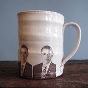 Image of Barack Obama Mug by Justin Rothshank