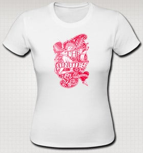 Image of LTD Edition Ladies Heartbreaker T-Shirt (Dan Bowden Design)