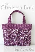 Image of the Chelsea Bag PAPER pattern