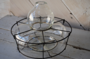 Image of Glass Basket