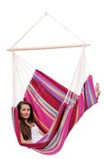 Image of AMAZONAS Brasil Grenadine king size hanging chair