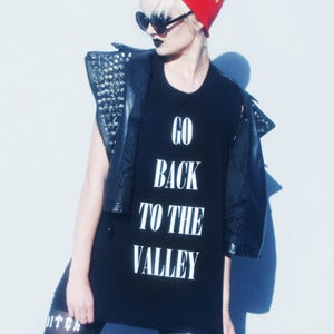 Image of GO BACK TO THE VALLEY 