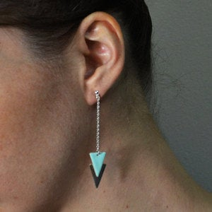 Image of Arrow Earrings