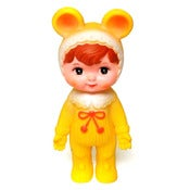 Image of YELLOW WOODLAND DOLL