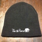 Image of We Were Ghosts Beanie CHRISTMAS SPECIAL