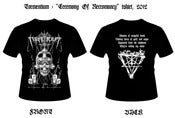 Image of &quot;Ceremony Of Necromancy&quot; Tshirt