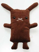 "Image of Flat Bonnie Bunny Plush - Rex Brown (Classic 12"") Handmade"