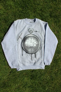 Image of Timeless grey sweat