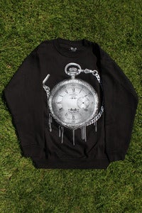 Image of Timeless black sweat