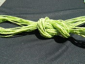 Image of Mint Green Single Strand Waist Bead