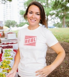 Image of Women's Organic Real Tee