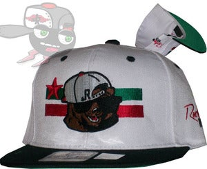 "Image of The ""Cali Dreamin"" Two Tone Snapback Hat Joe Rocken Exclusive"
