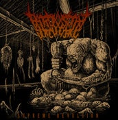 Image of Paroxysmal Butchering - Supreme Revulsion [CD+Patch PACKAGE]