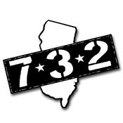 Image of 732 Sticker