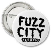Image of Fuzz City Button (SOLD OUT)