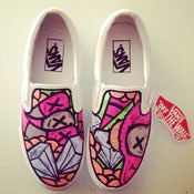 Image of Creature Land Slip on SLOTH Vans