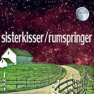 "Image of Rumspringer/Sister Kisser Split 7"" - Exclusive WHITE/100"