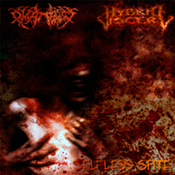 Image of HYBRID VISCERY / PSYCHOFAGIST &quot;Selffless Spite&quot; CD