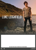 Image of Luke Leighfield | New Season A2 Poster