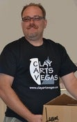 Image of T-Shirt Clay Arts Vegas