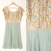 Image of PASTEL STARLING DRESS // L